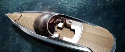 Aston Martin ustvaril svoj prvi dirkalni čoln