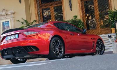Maserati v Monaku