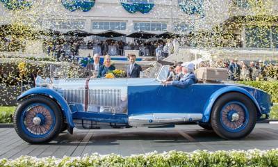Najlepši je starodobni Mercedes iz leta 1929