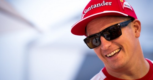 Kimi podaljšal pogodbo s Ferrarijem