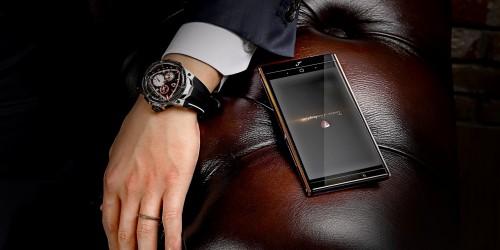 Lamborghinijev luksuzni pametni telefon