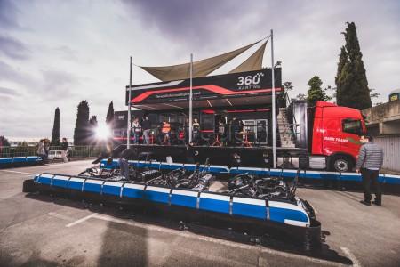 Mobilni karting šov