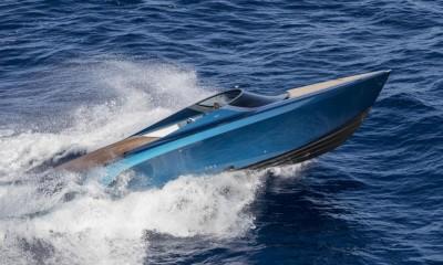 Dirkalni čoln AM37 sedaj s 1.040 KM
