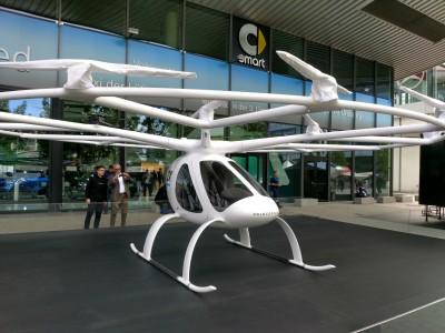 Mercedes vlaga v letenje