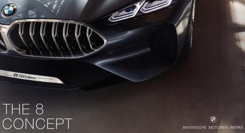 BMW z novim logotipom za elitne modele