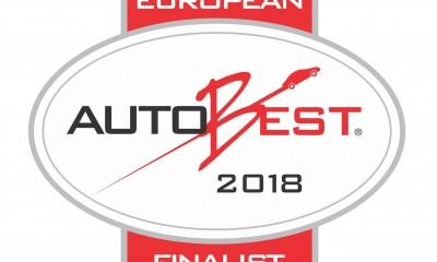 Znani so finalisti Autobest 2018