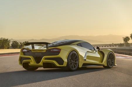 Prihaja eden najhitrejših avtov na planetu