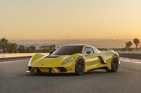 Najhitrejši cestni avto na planetu