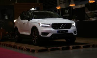 Volvov najmanjši športni terenec
