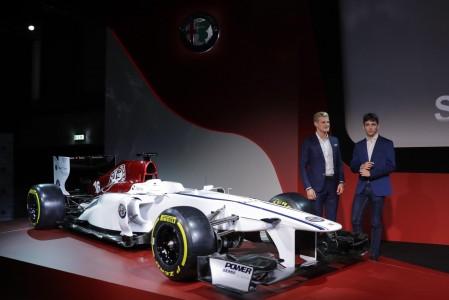Alfa Romeo se vrača v F1