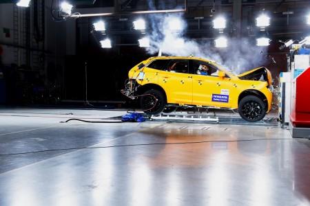 XC60 je najvarnejši avtomobil leta 2017