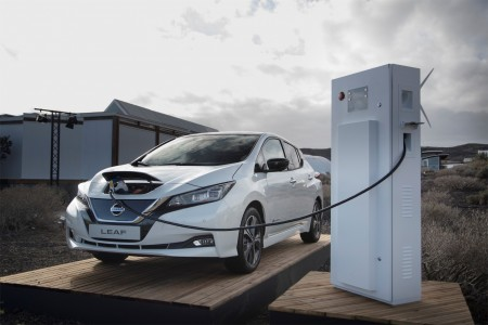 Nissanov električni ekosistem