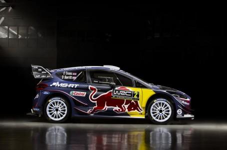 Ford ostaja povezan s prvenstvom WRC