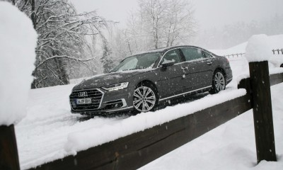 Audijev tehnološki presežek