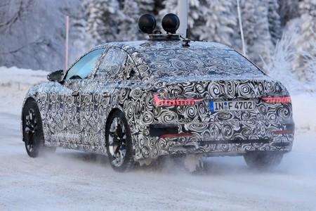 Prihaja novi Audi A6