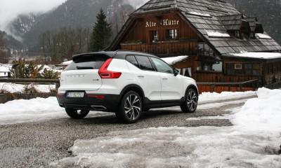 Najmanjši član Volvove SUV družine