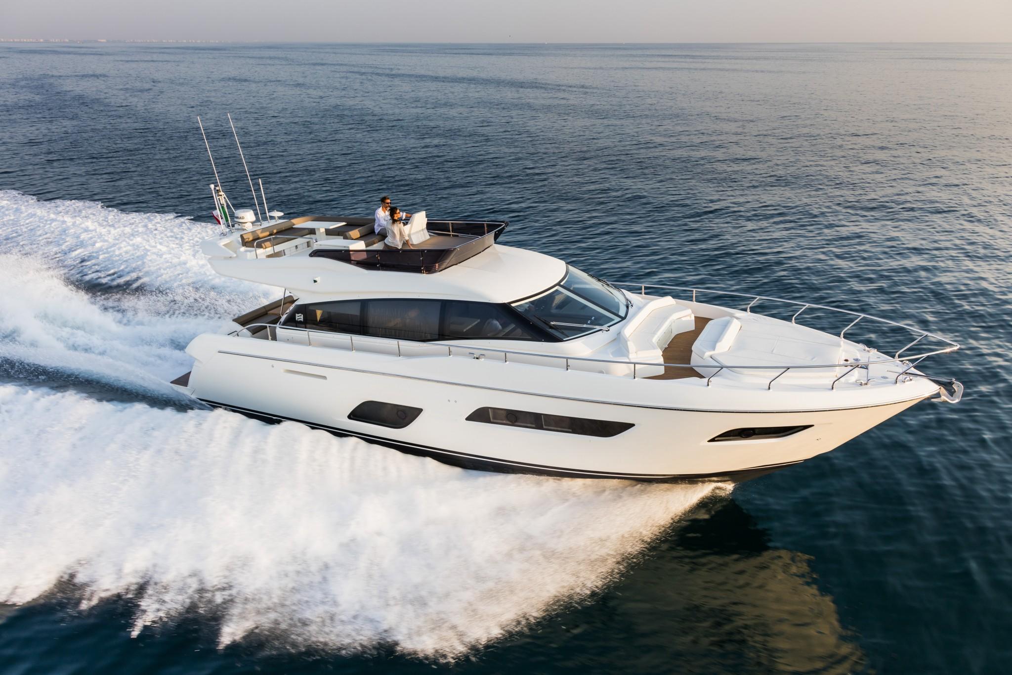Ferretti Yachts 550-331