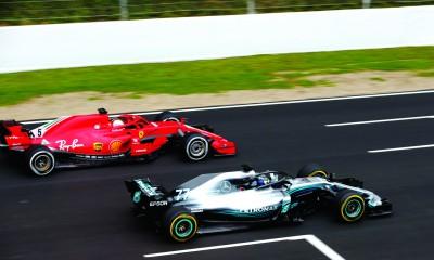Kdo lahko premaga Mercedes?