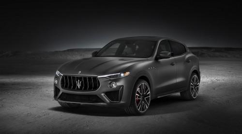 Ultimativni Maseratijev SUV