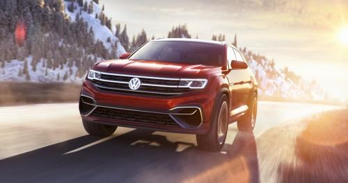 VW nadaljuje s SUV-strategijo
