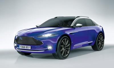 Astonov SUV bo Varekai
