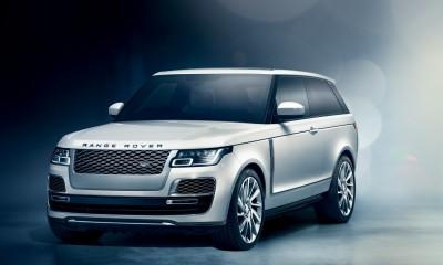 Unikatni kupejevski Range Rover