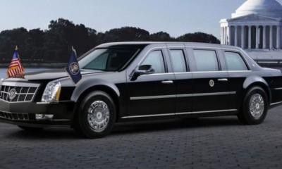 Trumpova nova predsedniška limuzina