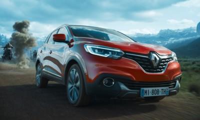 Renault se je združil z Vojno zvezd
