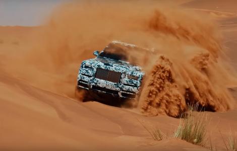 Puščavska avantura