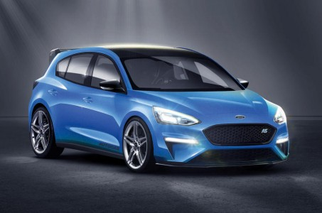 Ford Focus RS s 400 konji