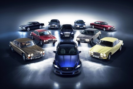 Jaguar XJ50 praznuje 50 let