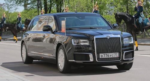 Nova limuzina predsednika Putina