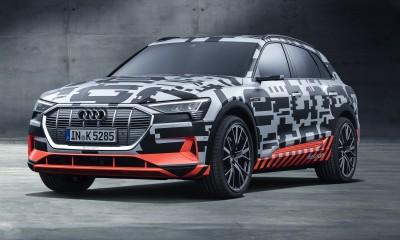 Prihaja elektrifikacija Audija