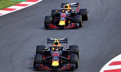 Red Bull zamenjal dobavitelja motorjev
