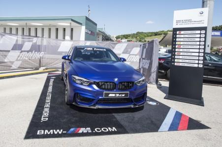 Najhitrejši dirkač MotoGP bo prejel BMW M3 CS