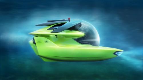 Ekskluzivna podmornica iz Aston Martina