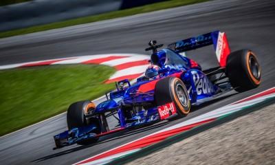 Marquez prvič za volanom dirkalnika F1