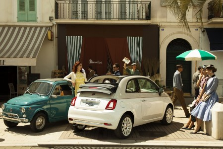 Fiatovo potovanje skozi čas