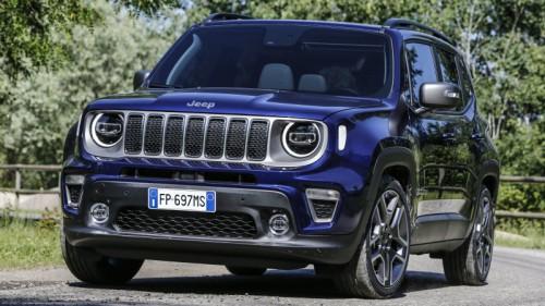 Osveženi Jeep Renegade