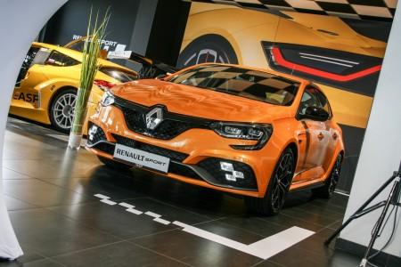 Najnovejša cestna zverina iz Renault Sporta