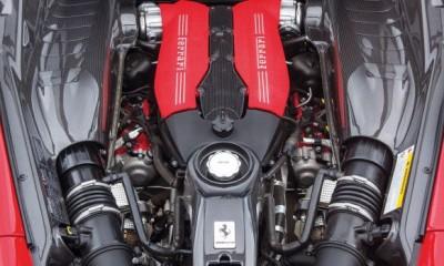 Motor leta je zopet Ferrarijev osemvaljnik