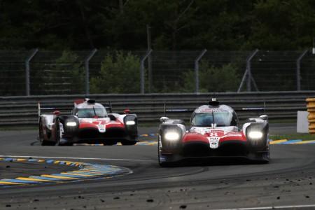 Na veličastnem Le Mansu zmagoslavna Toyota