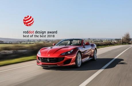 Ferrari zopet pobral kup nagrad