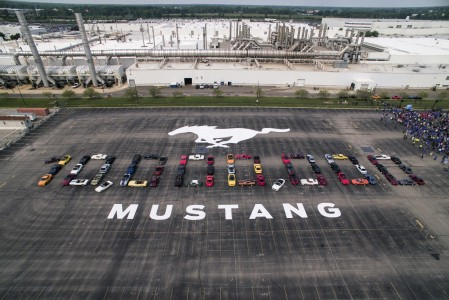 10-milijonti Ford Mustang