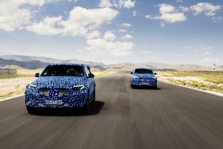 Prihaja prvi električni Mercedes