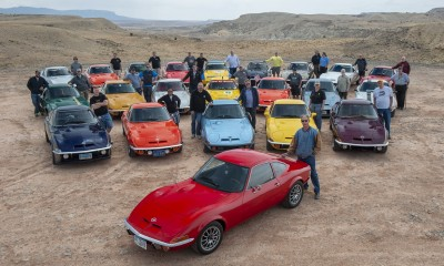 50 let Opla GT
