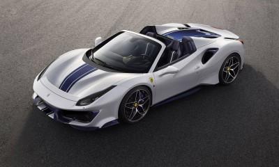 50. brezstrešni Ferrari