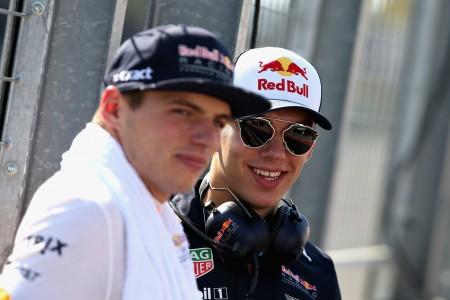 Ricciarda bo zamenjal Gasly