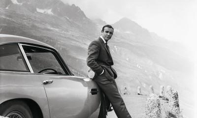 Bondov Aston Martin DB5 bo oživljen