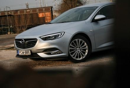 Čistokrvni nemški Opel